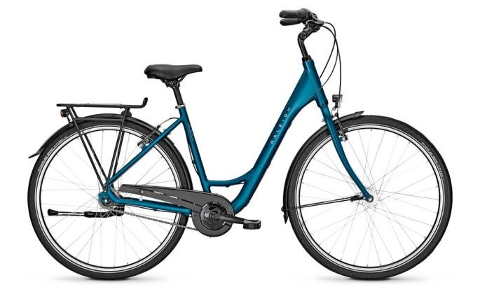 Citybike Raleigh DEVON 7 Wave blue 2019