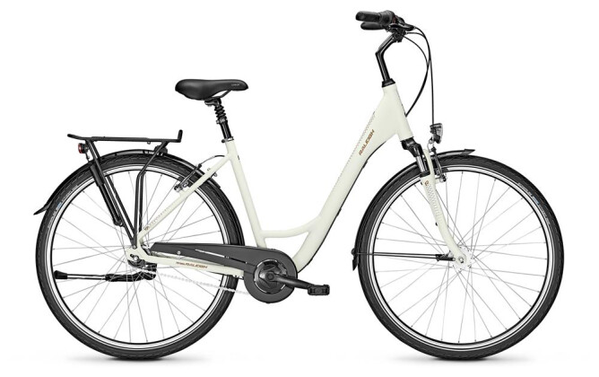 Citybike Raleigh CHESTER 7 Wave weiss 2019