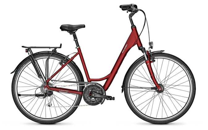 Trekkingbike Raleigh CHESTER 27 Wave red 2019