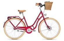 Citybike Raleigh BRIGHTON 7 rot