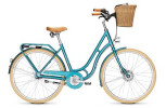 Citybike Raleigh BRIGHTON 7 eisblau
