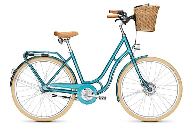 Citybike Raleigh BRIGHTON 7 eisblau 2019