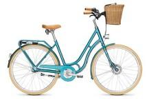 Citybike Raleigh BRIGHTON 7 blau