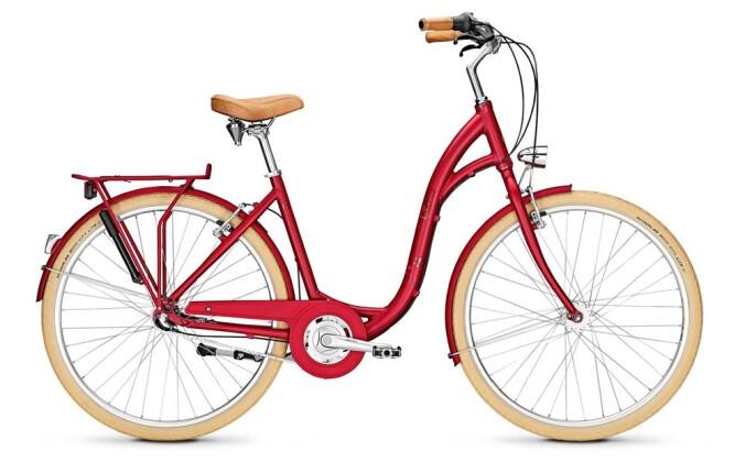 Citybike Raleigh BRIGHTON 3 rot 2019