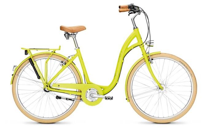 Citybike Raleigh BRIGHTON 3 grau 2019