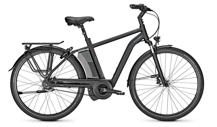 E-Bike Raleigh BOSTON PREMIUM Diamant 2019