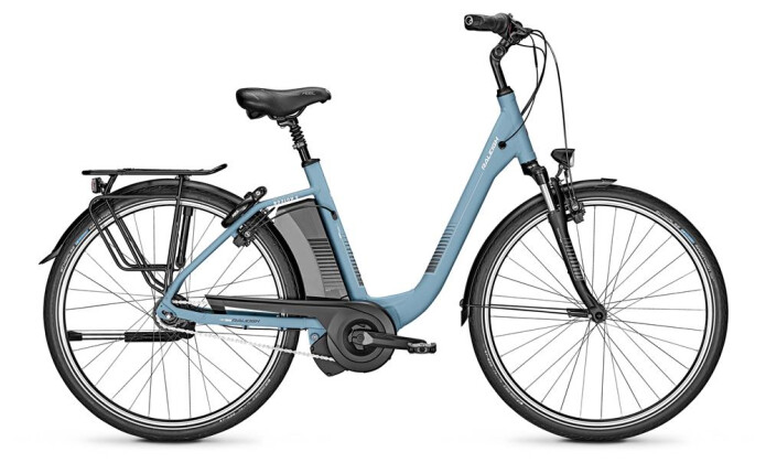 E-Bike Raleigh BOSTON 8 blau Comfort 2019