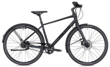 Citybike FALTER U 7.0 Herren schwarz/blau Matt