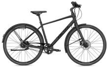 Citybike FALTER U 8.0 Herren schwarz/silber Matt