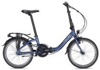 Faltrad Falter F 5.0 Comfort Comfort blau/silber