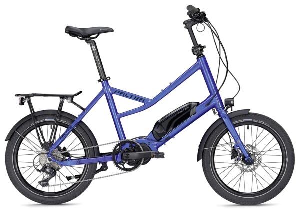 E-Bike Falter E-COMPACT 2.0 unisex blau 2019