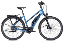 E-Bike FALTER E 8.8 Trapez blau/schwarz