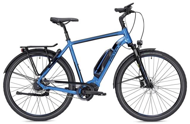 E-Bike Falter E 8.8 Herren blau/schwarz 2019