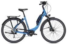 E-Bike FALTER E 8.9  Wave blau/schwarz