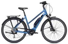 E-Bike FALTER E 8.9  Trapez blau/schwarz