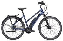 Falter E 9.0 RT 400 Wh Trapez blau/schwarz
