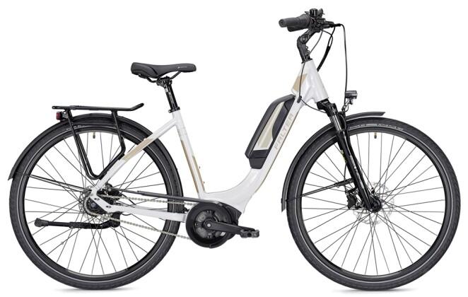E-Bike Falter E 9.0 FL 400 Wh Wave weiß/champagner 2019