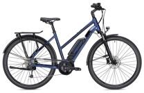 Falter E 9.0 RD 400 Wh Trapez blau/schwarz