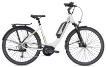 Falter E 9.0 RD 400 Wh Wave weiß/champagner