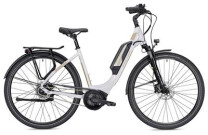 Falter E 9.0 RT 500 Wh weiß/champagner