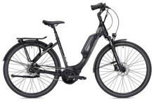 E-Bike FALTER E 9.5 FL Wave schwarz/dunkelgrau matt