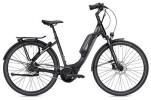 E-Bike FALTER E 9.5 RT Wave schwarz/dunkelgrau matt
