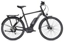 E-Bike FALTER E 9.5 RD Herren schwarz/dunkelgrau matt