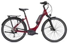 E-Bike FALTER E 9.5 RD Wave rot/dunkelgrau