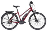 E-Bike Falter E 9.5 RD Trapez rot/dunkelgrau