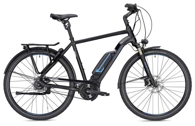 E-Bike Falter E 9.8 FL Herren schwarz/blau matt 2019