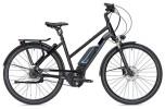 E-Bike Falter E 9.8 FL Trapez schwarz/blau matt