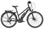 E-Bike Falter E 9.8 RD Trapez schwarz/blau matt