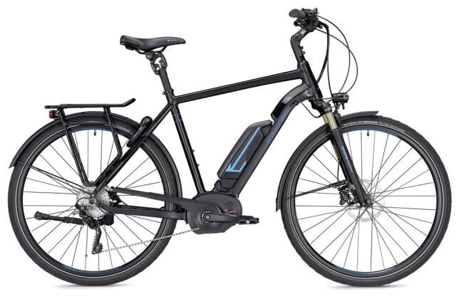 E-Bike Falter E 9.8 RD Herren schwarz/blau matt 2019