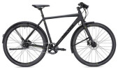 Citybike FALTER U 6.0 Herren schwarz/grün Matt