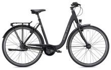 Citybike Falter U 5.0 Wave schwarz/gelb Matt