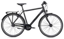 Citybike Falter U 5.0 Herren schwarz/gelb Matt