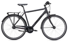 Citybike Falter U 4.0 Herren schwarz/rot Matt
