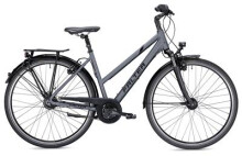 Citybike FALTER C 6.0 Trapez anthrazit/schwarz Matt