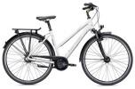 Citybike Falter C 5.0 Trapez weiß/silber