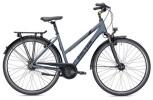 Citybike Falter C 5.0 Trapez blau/schwarz Matt