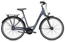 Citybike FALTER C 5.0 Wave blau/schwarz Matt