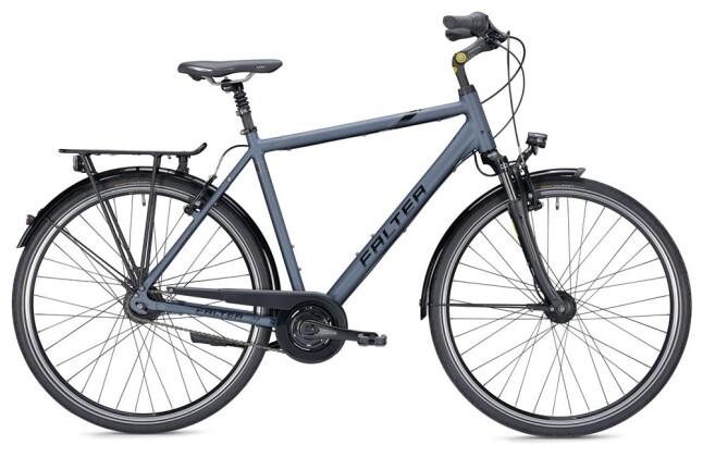Citybike Falter C 5.0 Herren blau/schwarz Matt 2019