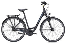 Citybike Falter C 4.0 Wave schwarz/blau