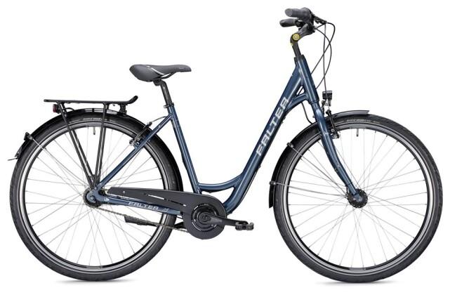 Citybike Falter C 3.0 Wave blau/silber 2019