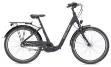Citybike Falter C 2.0 Comfort schwarz/silber matt