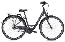 Citybike Falter C 2.0 Wave schwarz/silber matt