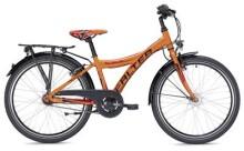 Kinder / Jugend Falter FX 407 ND Y orange/schwarz