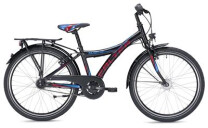 Falter FX 407 ND Y schwarz/rot matt