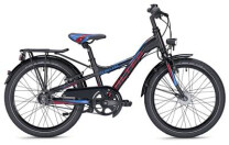 Falter FX 207 PRO Y-Lite schwarz/rot matt