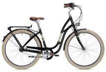 Citybike FALTER R 4.0 Classic schwarz